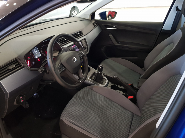 SEAT ARONA 1.0 TSI 70kW 95CV Style Ecomotive for sale in Malaga - Image 9