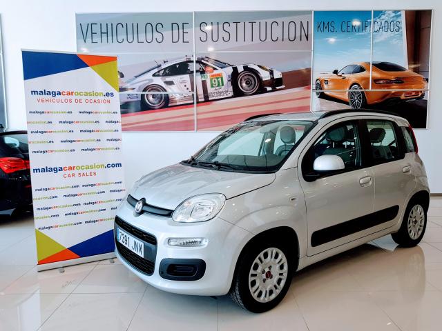 FIAT PANDA  1.2 Lounge 69cv 5p. for sale in Malaga - Image 2