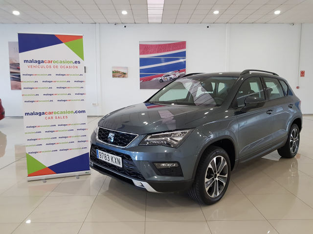 SEAT ATECA  1.4 EcoTSI 150cv StSp Style 5p. for sale in Malaga - Image 1