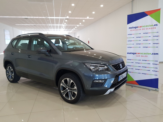 SEAT ATECA  1.4 EcoTSI 150cv StSp Style 5p. for sale in Malaga - Image 2