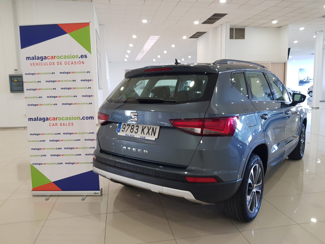 SEAT ATECA  1.4 EcoTSI 150cv StSp Style 5p. for sale in Malaga - Image 3