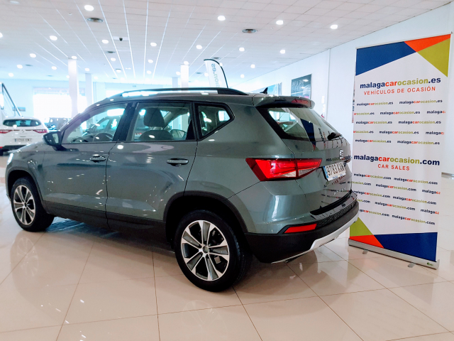 SEAT ATECA  1.4 EcoTSI 150cv StSp Style 5p. for sale in Malaga - Image 4