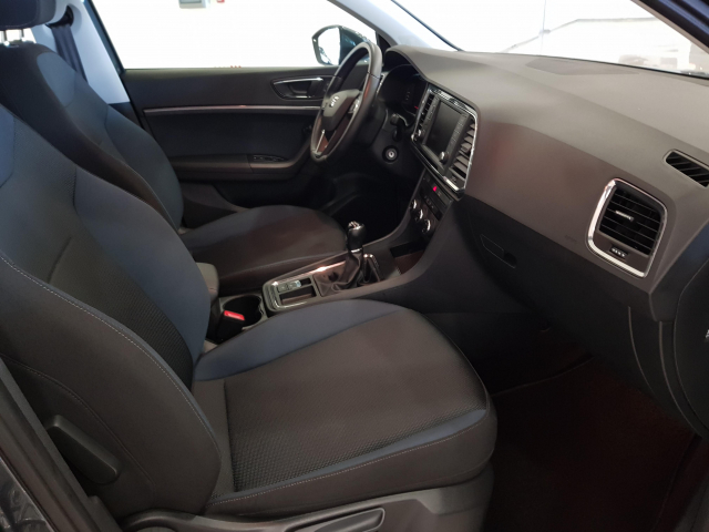 SEAT ATECA  1.4 EcoTSI 150cv StSp Style 5p. for sale in Malaga - Image 6