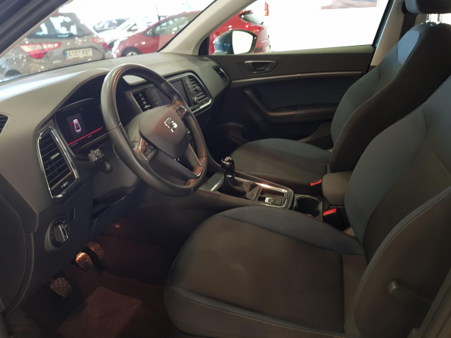 SEAT ATECA  1.4 EcoTSI 150cv StSp Style 5p. for sale in Malaga - Image 7