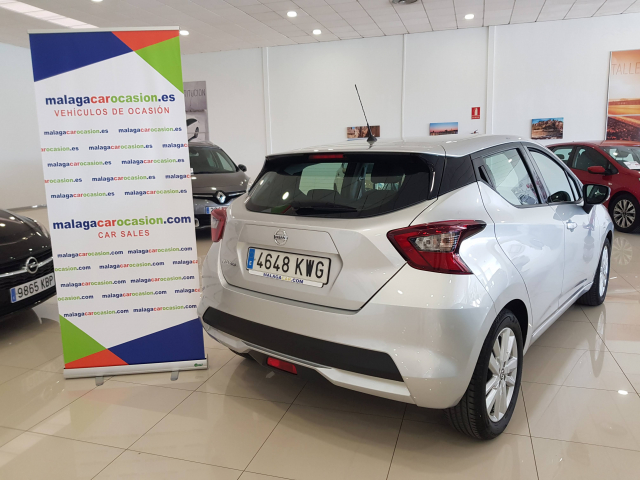 NISSAN MICRA IGT 74 kW 100 CV E6D Acenta for sale in Malaga - Image 4