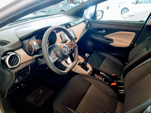NISSAN MICRA IGT 74 kW 100 CV E6D Acenta for sale in Malaga - Image 7
