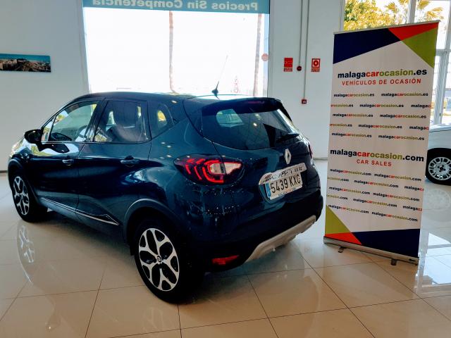 RENAULT CAPTUR  Zen Energy TCe 90 SS eco2 5p. de ocasión en Málaga - Foto 3
