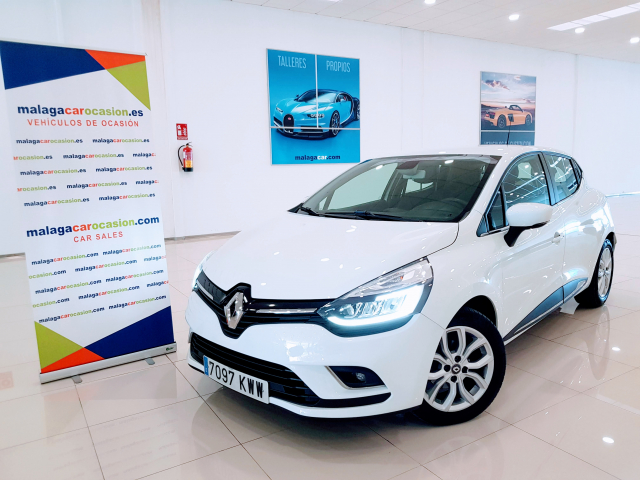 RENAULT CLIO  Zen Energy TCe 90 5p. for sale in Malaga - Image 1