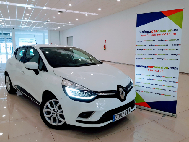 RENAULT CLIO  Zen Energy TCe 90 5p. for sale in Malaga - Image 2