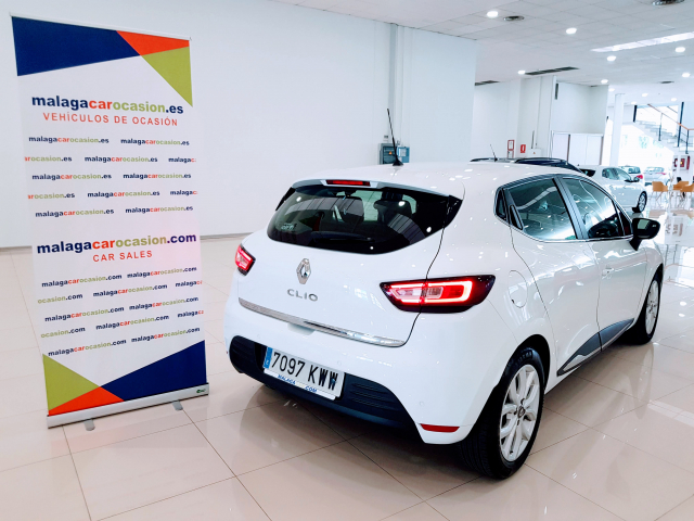 RENAULT CLIO  Zen Energy TCe 90 5p. for sale in Malaga - Image 4