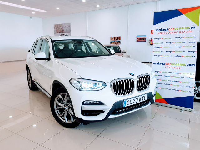 BMW X3  sDrive18d Xline 5p. for sale in Malaga - Image 2