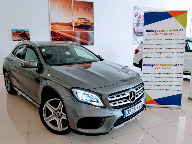 MERCEDES BENZ GLA  180 AMG AUT for sale in Malaga - Image 1