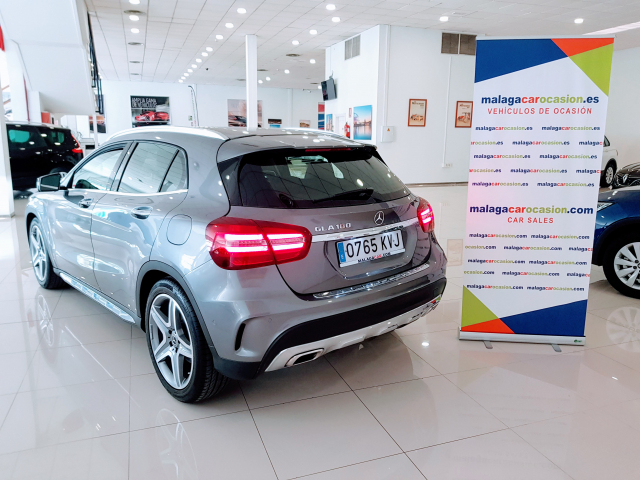 MERCEDES BENZ GLA  180 AMG AUT for sale in Malaga - Image 3