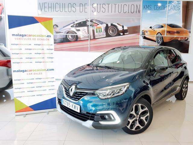 RENAULT CAPTUR Zen TCe 96kW 150CV EDC  for sale in Malaga - Image 2