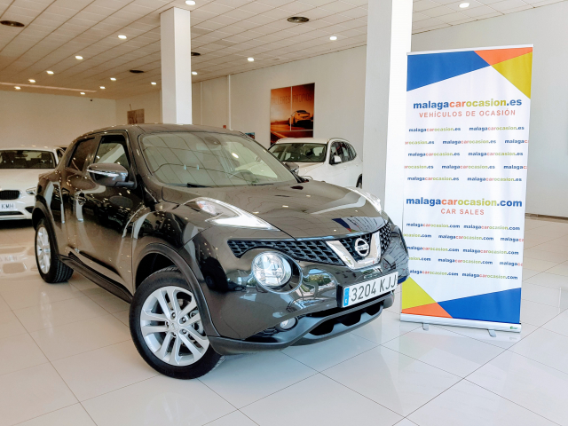 NISSAN JUKE  1.5 dCi NCONNECTA 4X2 5p. for sale in Malaga - Image 1