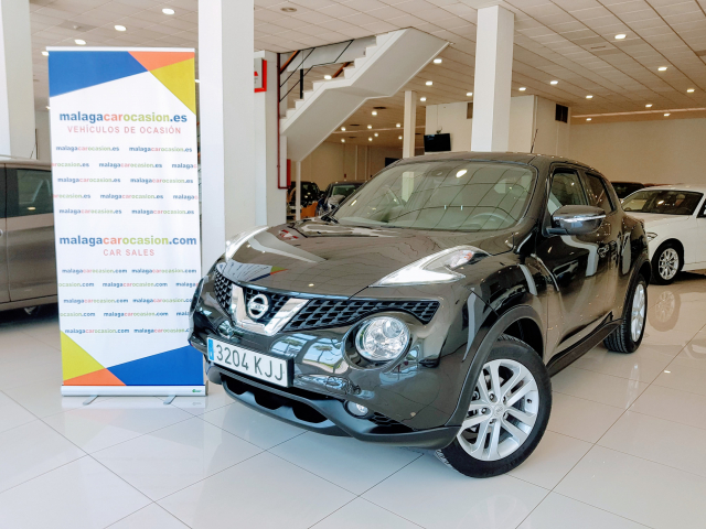 NISSAN JUKE  1.5 dCi NCONNECTA 4X2 5p. for sale in Malaga - Image 2