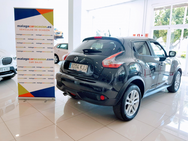 NISSAN JUKE  1.5 dCi NCONNECTA 4X2 5p. for sale in Malaga - Image 4