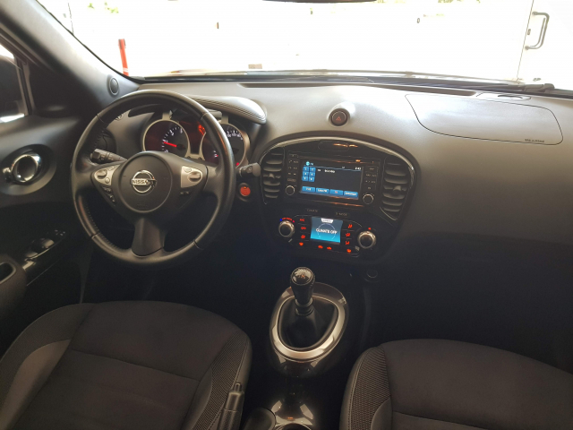 NISSAN JUKE  1.5 dCi NCONNECTA 4X2 5p. for sale in Malaga - Image 7