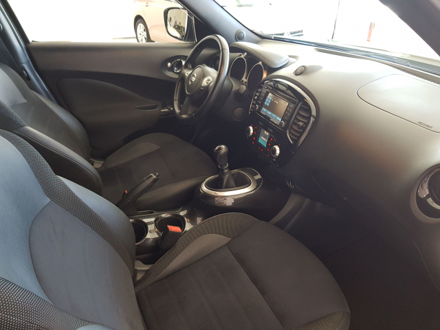 NISSAN JUKE  1.5 dCi NCONNECTA 4X2 5p. for sale in Malaga - Image 8