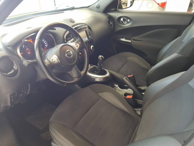 NISSAN JUKE  1.5 dCi NCONNECTA 4X2 5p. for sale in Malaga - Image 9