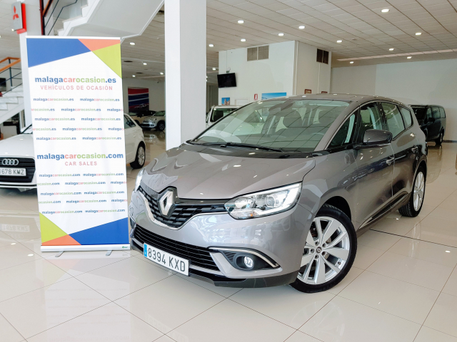 RENAULT GRAND SCENIC Limited TCe 103kW 140CV GPF for sale in Malaga - Image 2