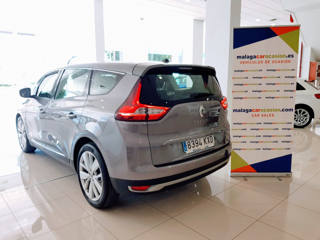 RENAULT GRAND SCENIC Limited TCe 103kW 140CV GPF for sale in Malaga - Image 3