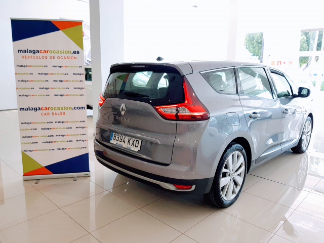 RENAULT GRAND SCENIC Limited TCe 103kW 140CV GPF for sale in Malaga - Image 4