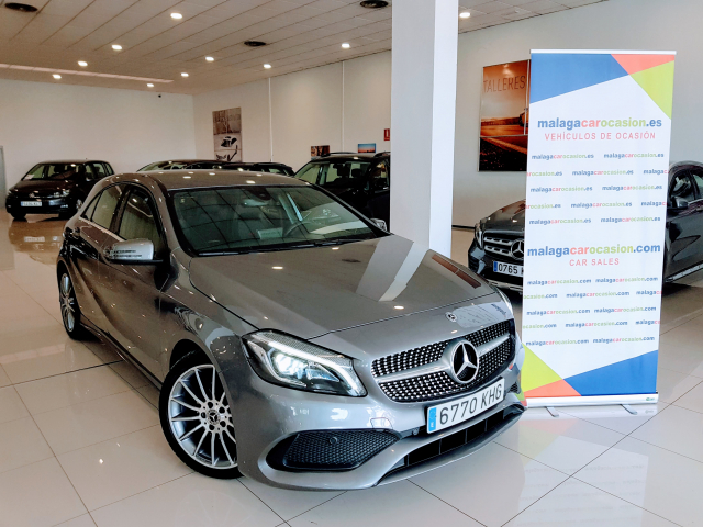 MERCEDES BENZ CLASE  A A 200 CDI  for sale in Malaga - Image 1