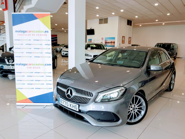 MERCEDES BENZ CLASE  A A 200 CDI  for sale in Malaga - Image 2
