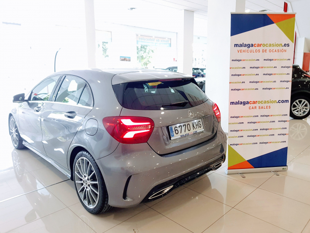 MERCEDES BENZ CLASE  A A 200 CDI  for sale in Malaga - Image 3