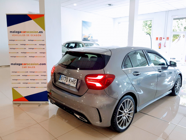 MERCEDES BENZ CLASE  A A 200 CDI  for sale in Malaga - Image 4
