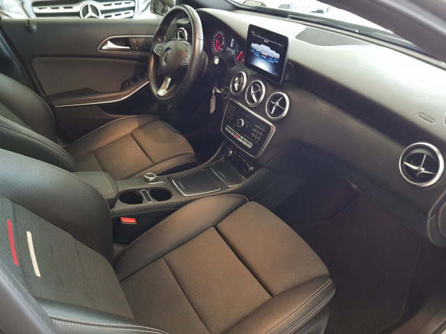 MERCEDES BENZ CLASE  A A 200 CDI  for sale in Malaga - Image 8