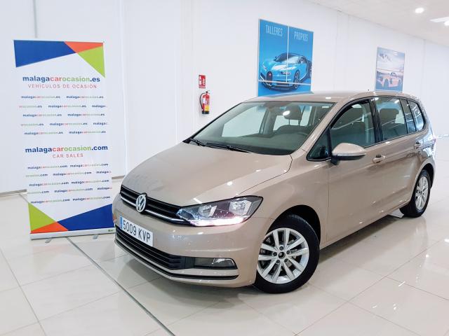 VOLKSWAGEN TOURAN  Edition 1.6 TDI CR 115CV BMT DSG 5p. for sale in Malaga - Image 2