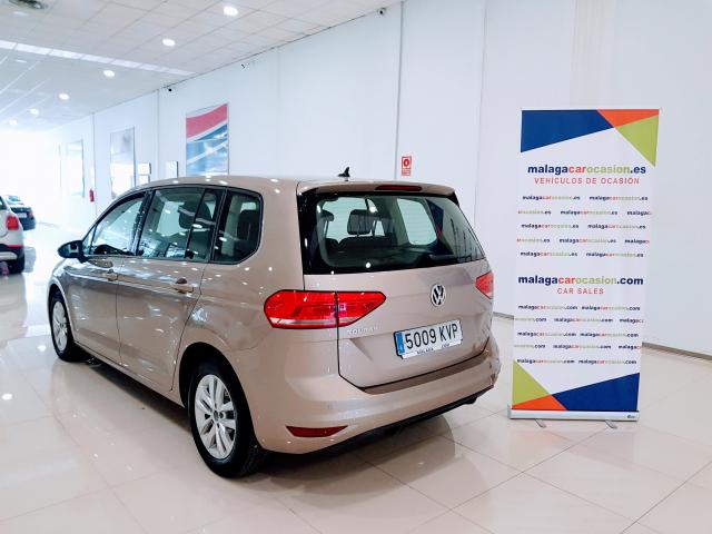 VOLKSWAGEN TOURAN  Edition 1.6 TDI CR 115CV BMT DSG 5p. for sale in Malaga - Image 3