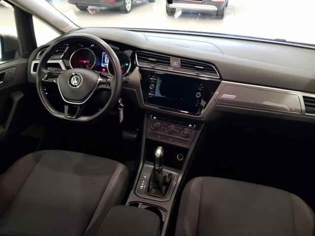 VOLKSWAGEN TOURAN  Edition 1.6 TDI CR 115CV BMT DSG 5p. for sale in Malaga - Image 8