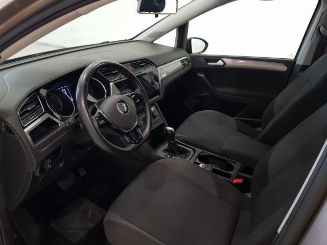 VOLKSWAGEN TOURAN  Edition 1.6 TDI CR 115CV BMT DSG 5p. for sale in Malaga - Image 10