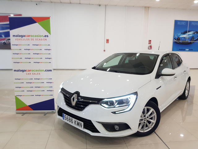 RENAULT MEGANE Mégane TECH ROAD Energy TCe 74kW 100CV 5p. for sale in Malaga - Image 2