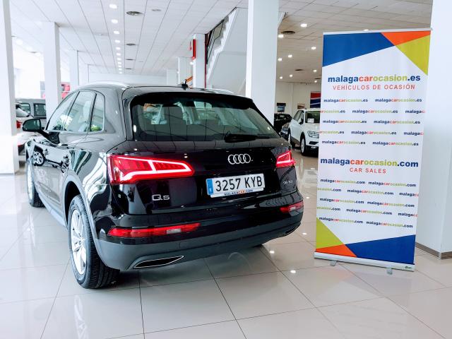 AUDI Q5  2.0 TDI 120kW 163CV quattro S tronic 5p. for sale in Malaga - Image 4