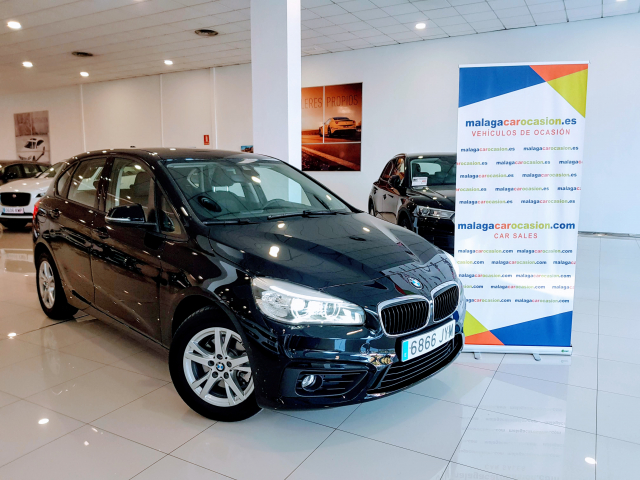 BMW SERIE 2 ACTIVE TOURER  216d 5p. for sale in Malaga - Image 1