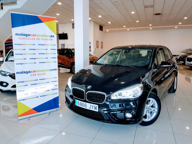 BMW SERIE 2 ACTIVE TOURER  216d 5p. for sale in Malaga - Image 2