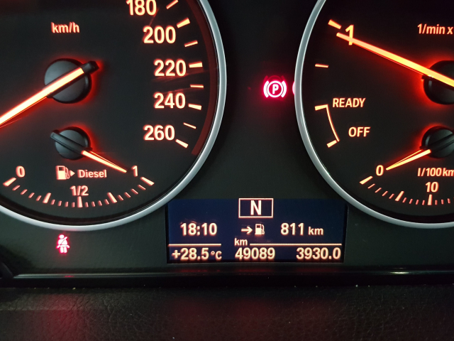BMW SERIE 2 ACTIVE TOURER  216d 5p. for sale in Malaga - Image 12