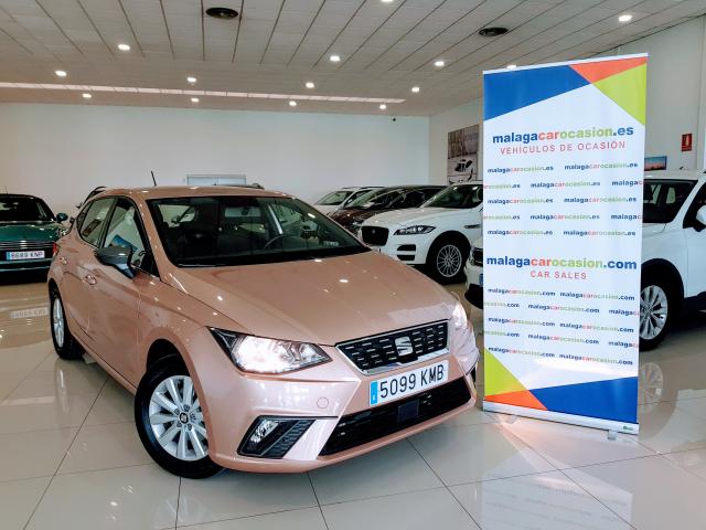 SEAT IBIZA  1.0 EcoTSI 85kW 115CV Xcellence 5p. for sale in Malaga - Image 2