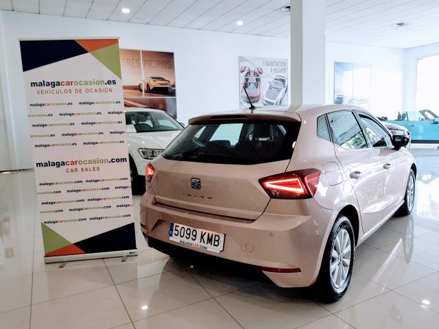 SEAT IBIZA  1.0 EcoTSI 85kW 115CV Xcellence 5p. for sale in Malaga - Image 3
