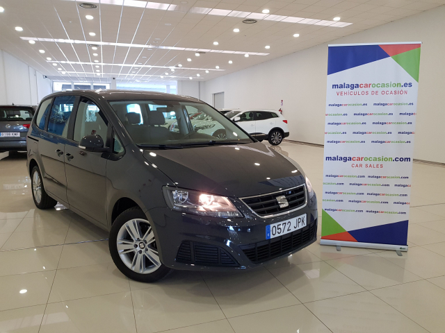 SEAT ALHAMBRA  2.0 TDI 150 CV Reference plus 5p. for sale in Malaga - Image 1