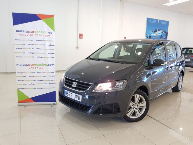 SEAT ALHAMBRA  2.0 TDI 150 CV Reference plus 5p. for sale in Malaga - Image 2