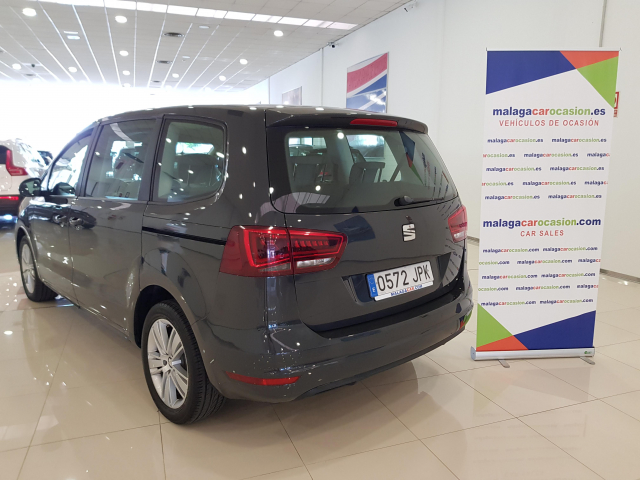 SEAT ALHAMBRA  2.0 TDI 150 CV Reference plus 5p. for sale in Malaga - Image 3