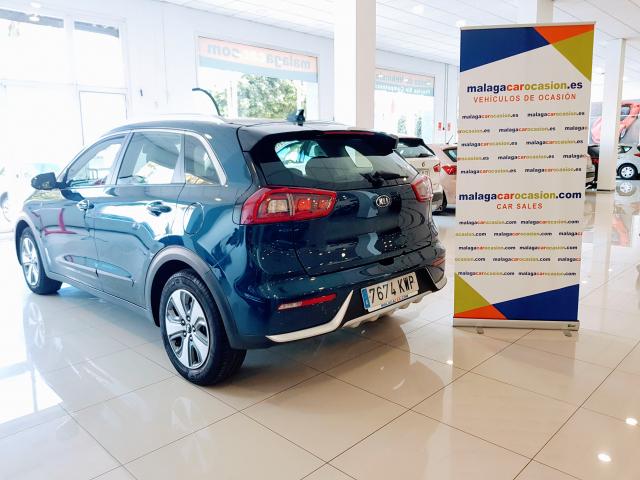 KIA NIRO PHEV 1.6 GDi PHEV 104kW 141CV Drive for sale in Malaga - Image 3