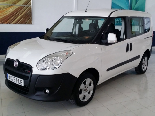 fiat doblo 2012 panorama active n1 1 3 multijet 90cv e5 5p diesel white. Black Bedroom Furniture Sets. Home Design Ideas