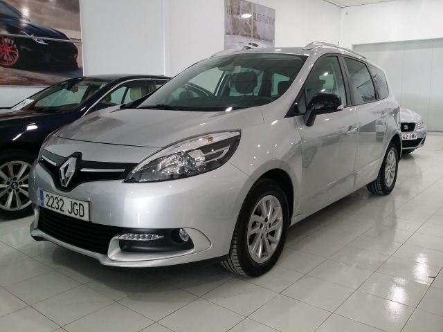 renault grand scenic 2015 grand sc nic limited dci 110 edc 7p 5p diesel. Black Bedroom Furniture Sets. Home Design Ideas