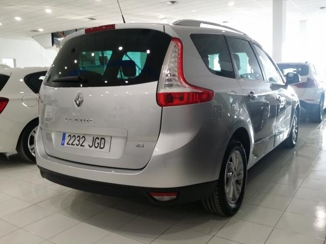 Renault Grand Scenic Grand Scénic Limited Dci 110 Edc 7p 5p. de ocasión en Málaga - Foto 3